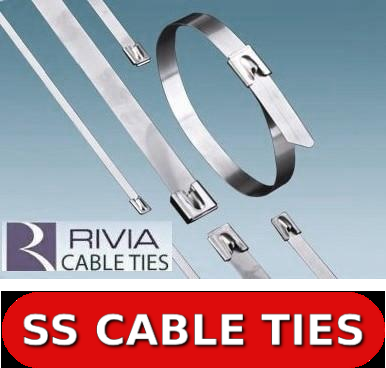 self locking ss cable ties manufacturers in Mumbai in  listed under Services - Other