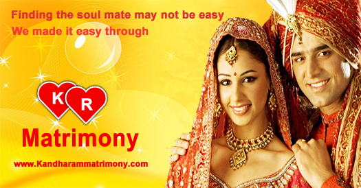 kandharamMatrimony.com - Find lakhs of Brides and Grooms on kandharammatrimony