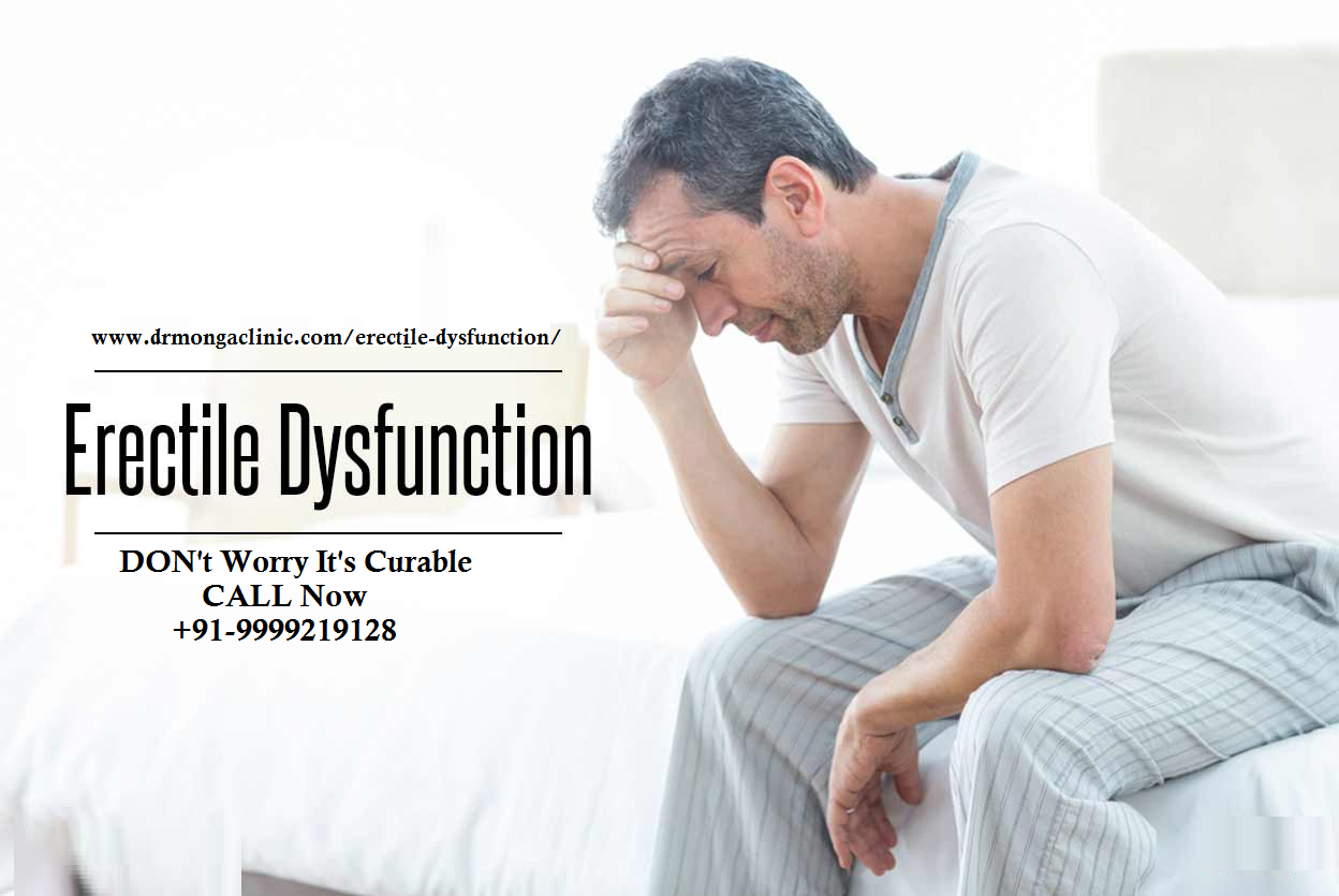 ☎ +91-9999219128 | Erectile Dysfunction Doctor in Delhi