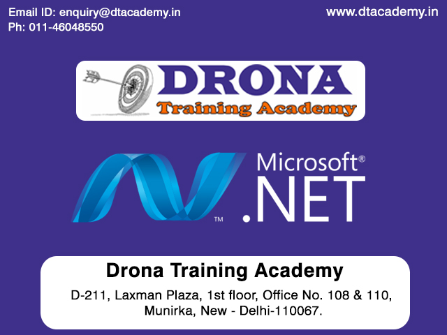 .Net Training Center In Delhi