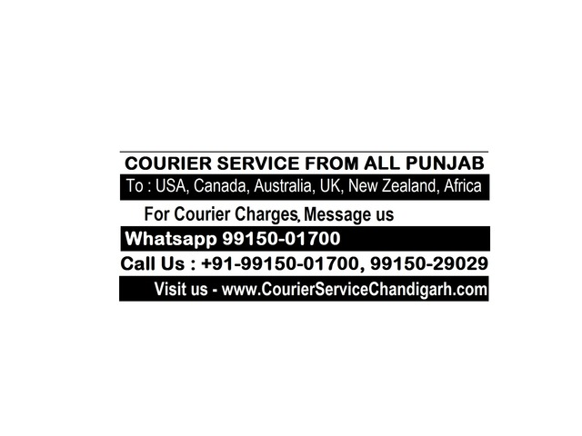 DHL Courier Fedex Courier in Khana to Worldwide Call +91-9915001700