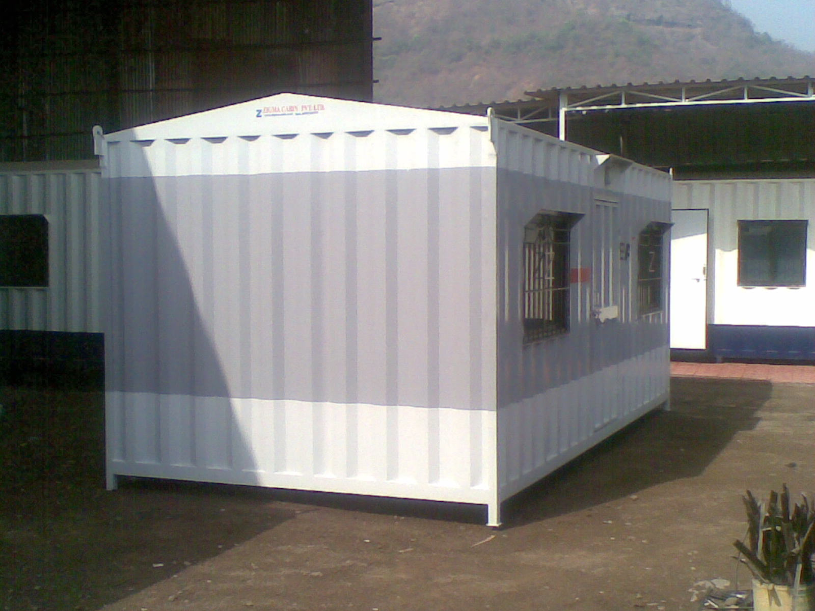 zigma cabin pvt ltd in Chandigarh