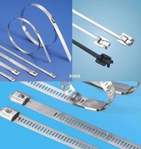 Exhaust Heat Shield Clamps in India