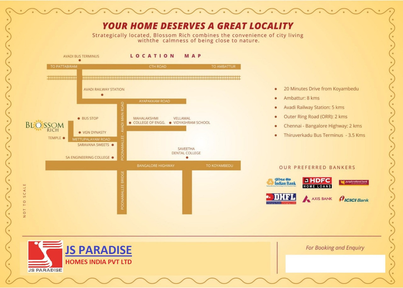 Pay just 3200 per sft own CMMDA approved plots at Ayappakkam- ct- 9941816304 in  listed under Real Estate - Land / Plots for Sale