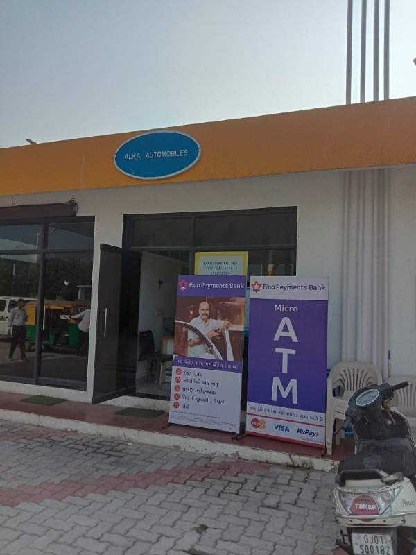 Signboard and Banner Printer in Ahmedabad in  listed under Services - Advertising / Design