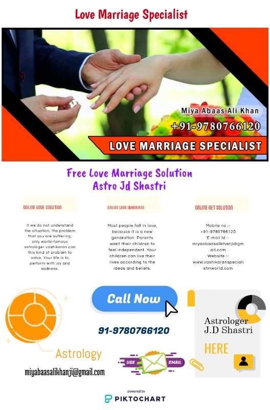 Love Marriage Specialist in  listed under Services - Other