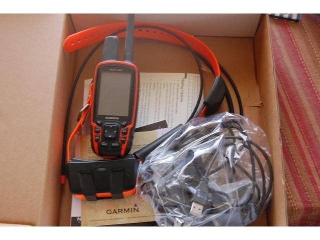 Garmin Alpha100/Garmin Astro320 Dog GPS Training & Tracking Collars For Sale. in  listed under Pets n Care - Pet Accessories