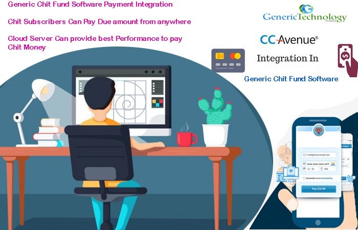 Generic chit fund software Payment Integration in Chennai listed under Services - Advertising / Design