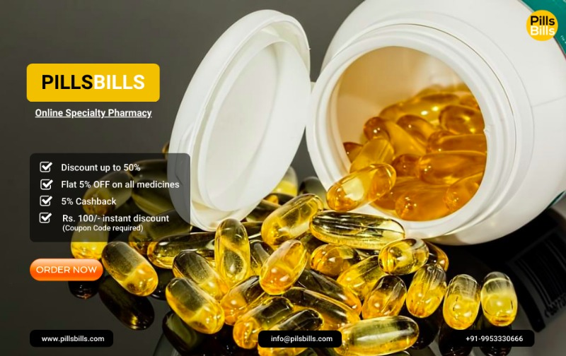 Online Specialty Pharmacy in Delhi, India in Delhi listed under Services - Healthcare / Fitness