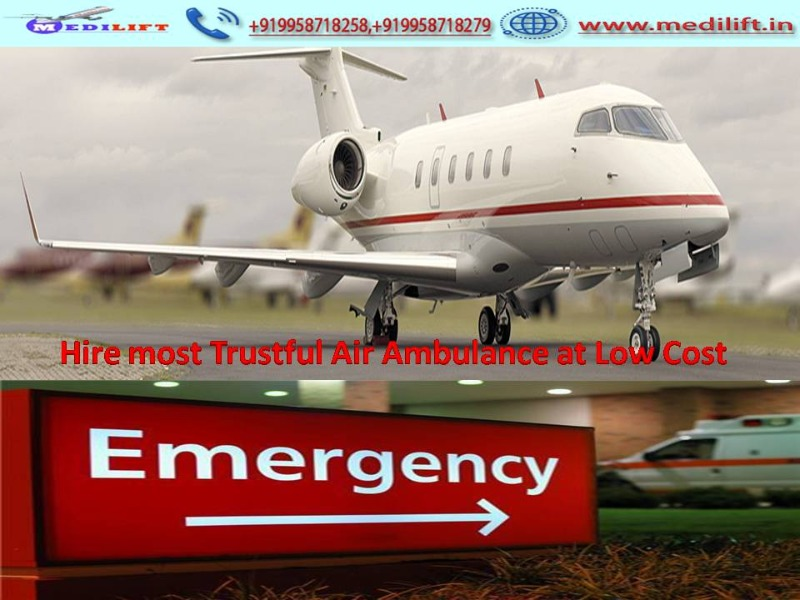 Reliable ICU Facility Air Ambulance in Mumbai at Cost-Effective Price in  listed under Services - Healthcare / Fitness