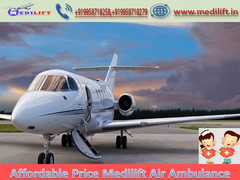 Splendid ICU Emergency Air Ambulance Service in Delhi in Ranchi listed under Services - Healthcare / Fitness