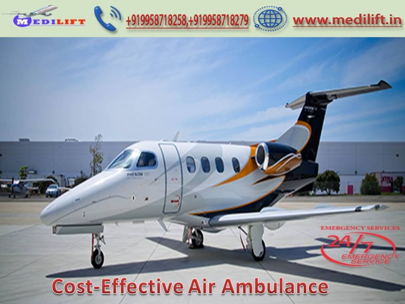 Hi-Tech ICU Emergency Air Ambulance Service in Bagdogra in  listed under Services - Healthcare / Fitness