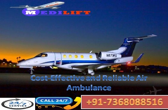 Get Top-Class Commercial Air Ambulance Services in Chennai by Medilift in  listed under Services - Healthcare / Fitness