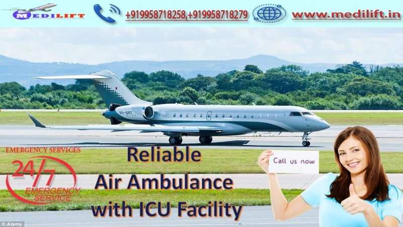 Hire Classy Air Ambulance Service in Raipur with Medical Facility in  listed under Services - Other