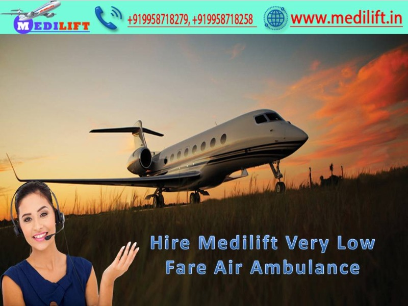 Pick Fast and Cheap Air Ambulance Ranchi to Chennai by Medilift in  listed under Services - Other