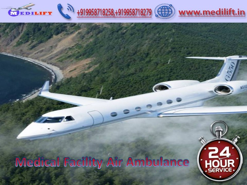 Very Low-Cost Emergency Air Ambulance Services in Ranchi in  listed under Services - Healthcare / Fitness