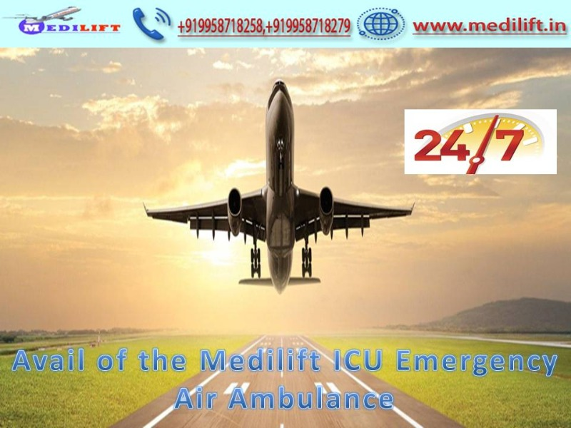 Need ICU Emergency Air Ambulance Services in Kolkata with Doctor Facility in Ranchi listed under Services - Healthcare / Fitness