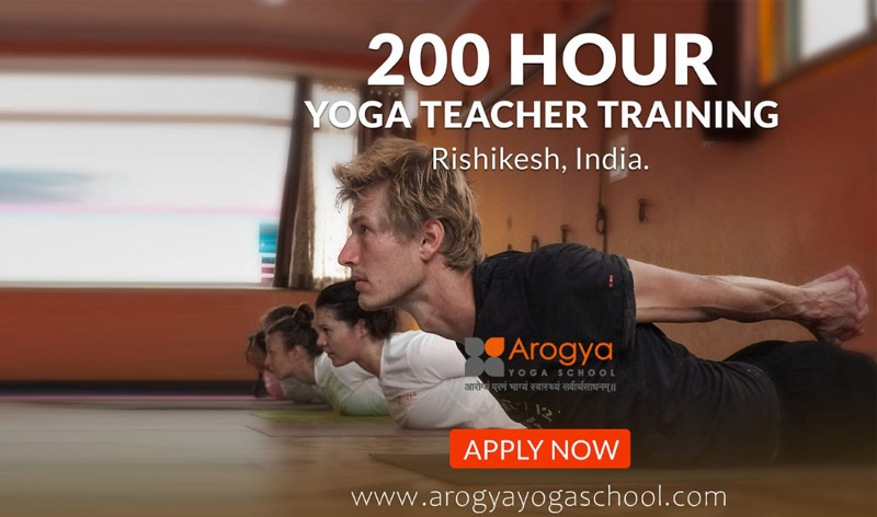 200 Hour Yoga Teacher Training in Rishikesh in Rishikesh