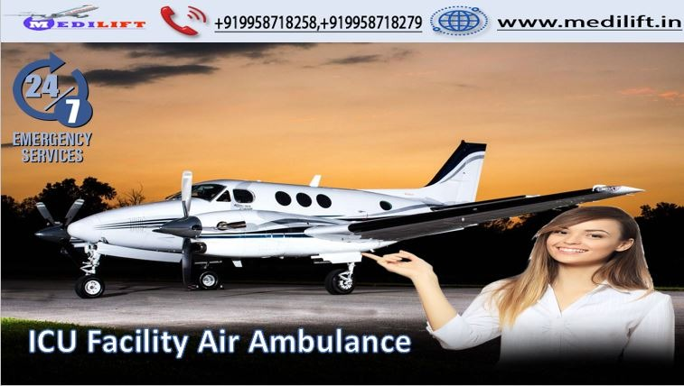 Effective ICU Facility – Medilift Air Ambulance Services in Patna in  listed under Services - Healthcare / Fitness