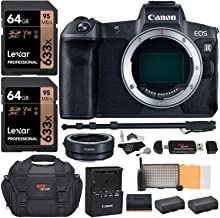 We have the Canon EOS R Mirrorless Full Frame Digital Camera Body with Lens Converter in stock in  listed under Electronics - Camera / Digicams