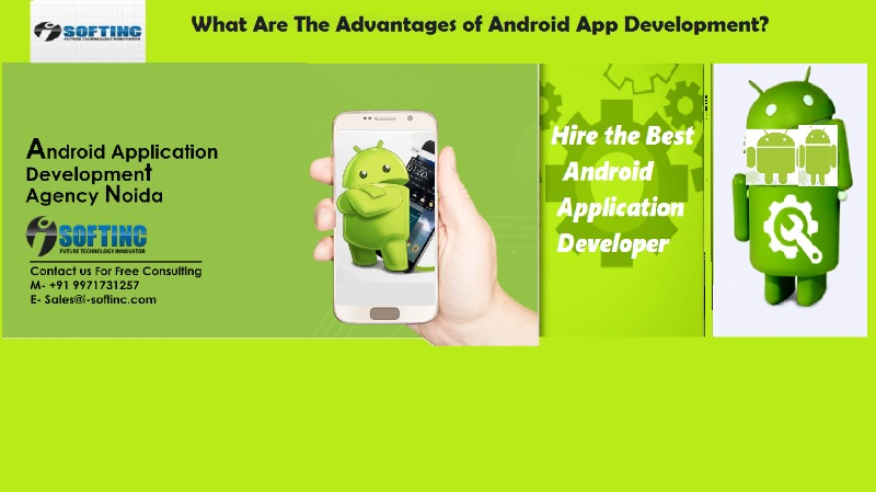 Android App Development Agency in Hyderabad, India in Noida