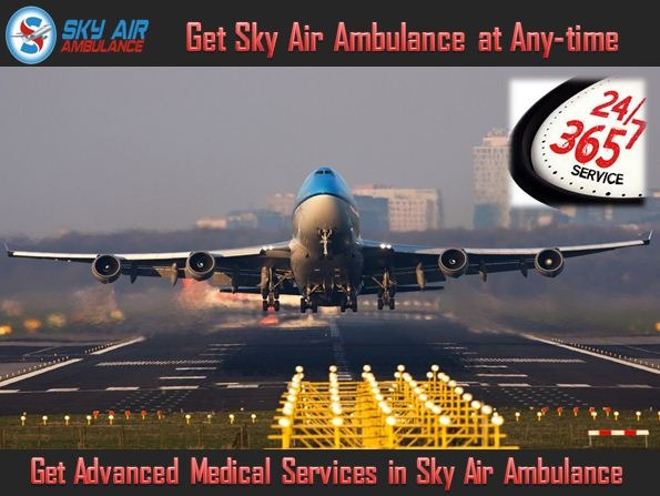 Choose Air Ambulance in Delhi with Entire Modern Medical Care in Delhi listed under Services - Healthcare / Fitness
