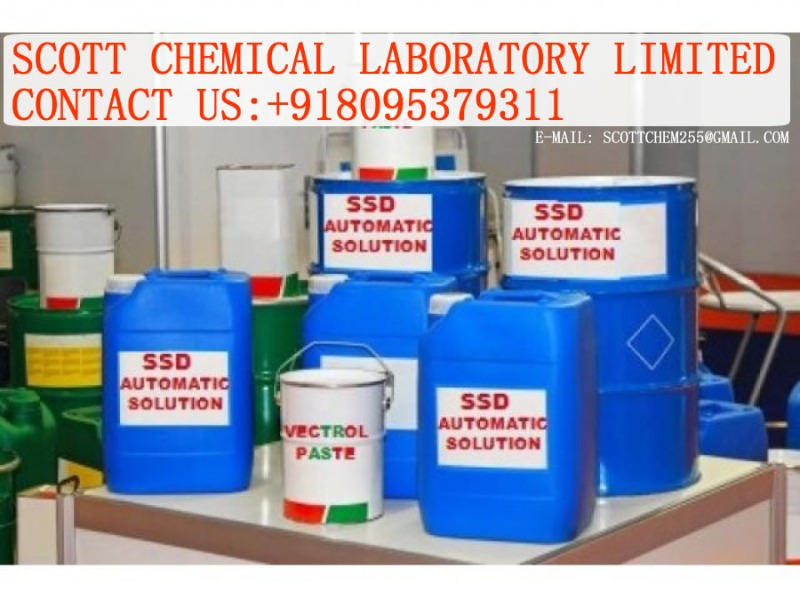 Ssd chemical Solution in  listed under Services - Other