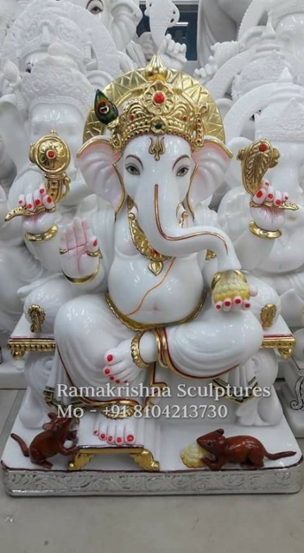Marble Murti, God Statue & Idol Online in  listed under Offerings - Anything on Sale