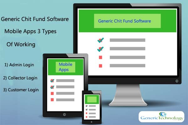 Generic Chit Fund Software Android Mobile Application Working Models in Chennai