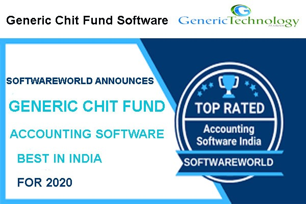Software World Announces Generic Chit Fund Accounting Software Best in India For 2020 in Chennai listed under Services - Computer / Web Services