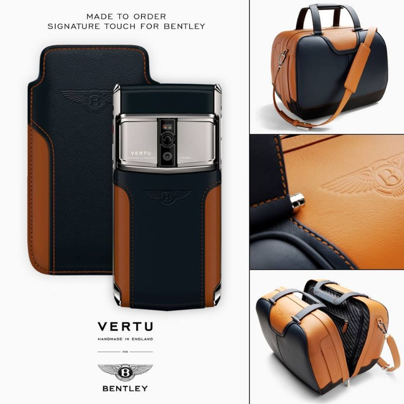 Vertu Signature Touch Mobile India in  listed under Mobile - Mobile Phones
