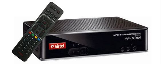 Airtel DTH new connection in chennai in  listed under Services - DTH / Set Top Boxes