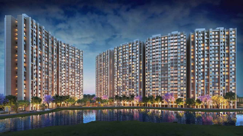 Poddar Wondercity in Badlapur by Poddar Housing in  listed under Real Estate - Appartments for Sale
