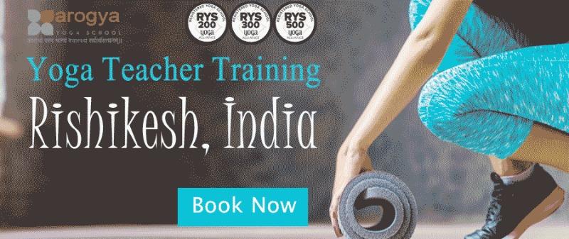 Best Yoga Teacher Training in Rishikesh, India in Rishikesh