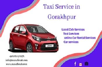 Taxi Service in Gorakhpur, Cab Service in Gorakhpur in Gorakhpur listed under Services - Vacation / Tour Packages