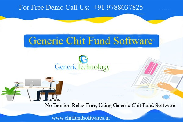 No Tension Relax Free Using Generic Chit Fund Software in  listed under Services - Computer / Web Services