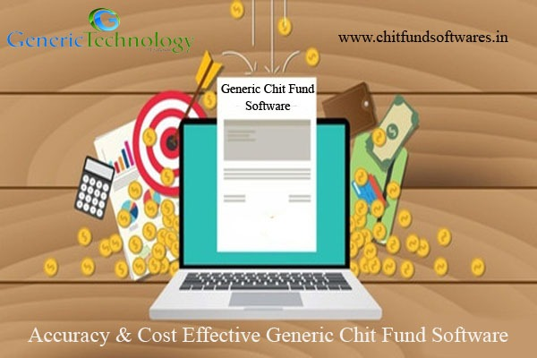 Accuracy Cost Effective Generic Chit Fund Software in  listed under Services - Computer / Web Services