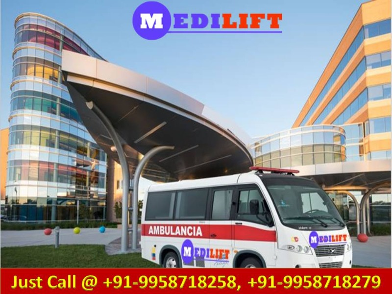 Medilift Ambulance in Samastipur – Available 365 Days at Low Fare in  listed under Services - Healthcare / Fitness