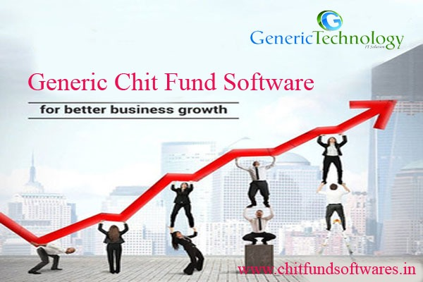 Generic Chit Fund Software For Better Business Growth in  listed under Services - Computer / Web Services