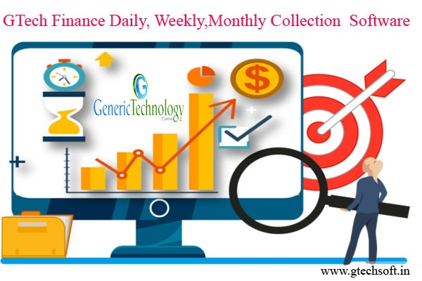 GTech Finance Daily Weekly Monthly Collection Software in  listed under Services - Computer / Web Services