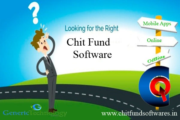 Looking For the Right Chit Fund Software? in  listed under Services - Computer / Web Services