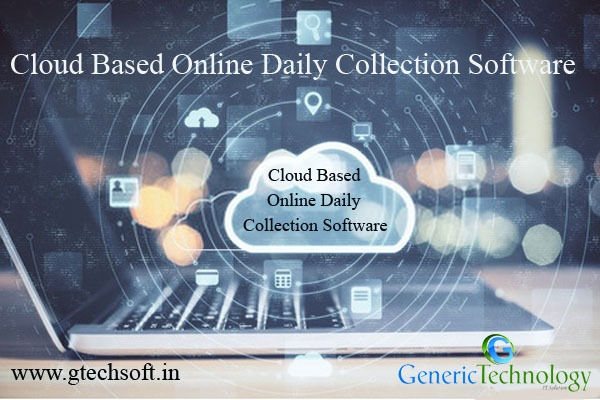 Cloud Based Online Daily Collection Software in  listed under Services - Computer / Web Services