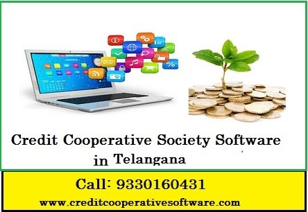 Credit Cooperative Society Software in Telangana in  listed under Services - Other