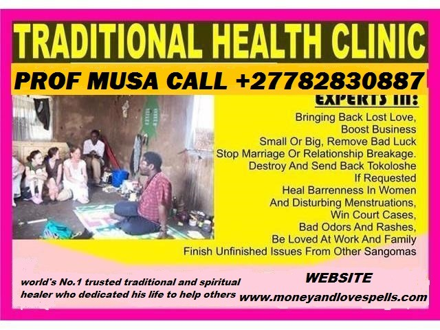 Spiritual Magic Spells Caster In Pietermaritzburg Call On +27782830887 Marriage & Binding Love Spell in  listed under Education - Professional Courses