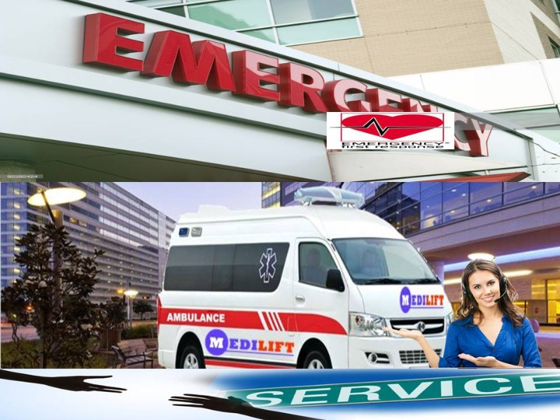 Low Fare ICU Facility Ambulance Service in Kidwaipuri in  listed under Services - Healthcare / Fitness