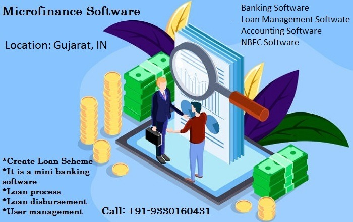Best Microfinance Software Free Demo in Gujarat in Jaipur listed under Services - Other