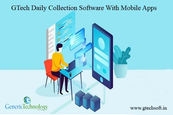 GTech Daily Collection Software Mobile Apps in  listed under Services - Computer / Web Services