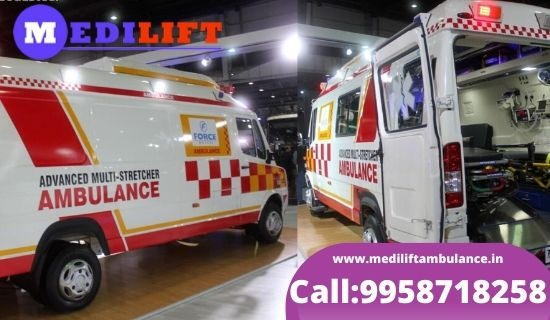 Quick and Best Ambulance Service in Buxar Available Now in Patna listed under Services - Healthcare / Fitness