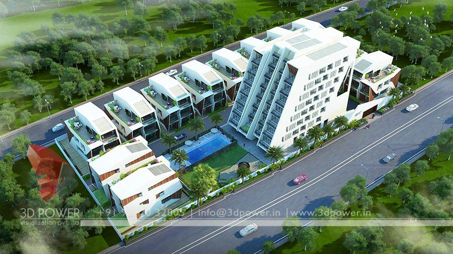 Beed 3D Architectural Rendering Services 42