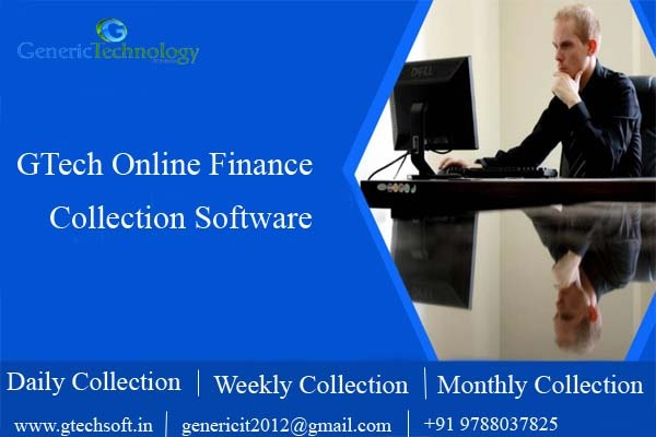 GTech Online Finance Collection Software in  listed under Services - Computer / Web Services